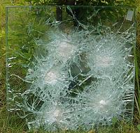 Пуленепробиваемые стеклопакеты.