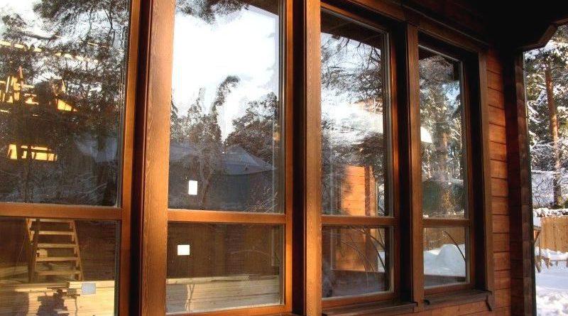 Деревянные окна и их преимущества перед другими видами окон